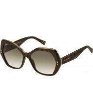 Marc Jacobs Panie Marc 117-S zy1 cc Havana okulary