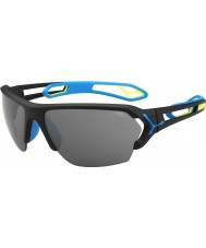 Cebe Cbstl13 s-torowe czarne okulary słoneczne
