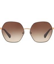 Ralph Damskie ra4124 60 9338 13 okularów przeciwsłonecznych