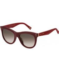 Marc Jacobs Panie Marc 118-s ope k8 bordowy okulary