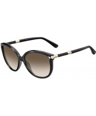 Jimmy Choo Women Giorgy-s qcn JD ciemnoszare okulary