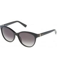 Nina Ricci Damskie snr003-700 błyszczące czarne okulary
