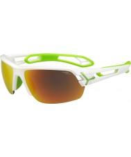 Cebe Cbstm11 s-tor białe okulary słoneczne