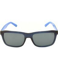 Polo Ralph Lauren Ph4098 57 dzień życia transparent blue 556387 okulary