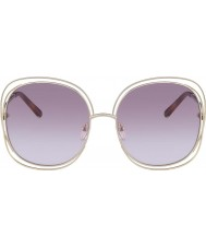 Chloe Damskie okulary przeciwsłoneczne ce126s 803 62 carlina