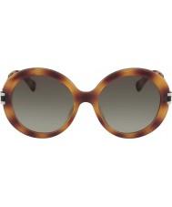 Longchamp Damskie okulary przeciwsłoneczne lo 605s 214 55