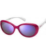 Polaroid Dzieci pld8004-ów T4L mf czerwone okulary polaryzacyjne