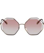 Chloe Damskie okulary przeciwsłoneczne ce132s 211 58