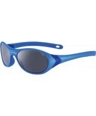 Cebe Cbcrick16 niebieskie okulary przeciwsłoneczne w krykieta