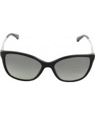 Emporio Armani Ea4025 55 nowoczesne czarne okulary 501711