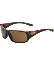 Bolle 12123 brązowych okularów przeciwsłonecznych