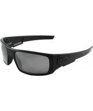 Oakley Oo9239-06 korbowy czarny matowy - czarny iryd spolaryzowane okulary