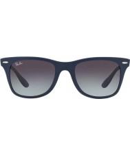 RayBan Okulary przeciwsłoneczne Wayfarer liteforce rb4195 52 63318g