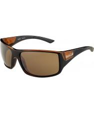 Bolle 12134 Tygrysowate brązowe okulary przeciwsłoneczne