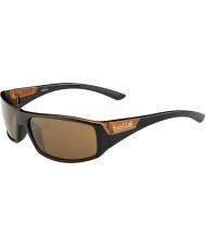 Bolle 12138 brązowe okulary przeciwsłoneczne