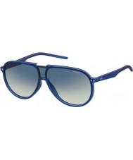 Polaroid Pld6025-s TJC Z7 niebieskie okulary polaryzacyjne