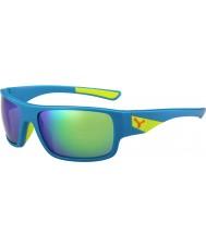 Cebe Whisper matowe Blue Lime 1500 szara lampa lustro zielone okulary