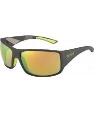 Bolle 12132 tigersnake czarne okulary słoneczne