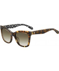 Kate Spade New York EmmyLou-S Women S3P cc Hawana okulary