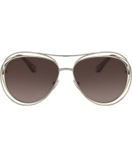 Chloe Damskie ce134s 791 61 carlina sunglasses