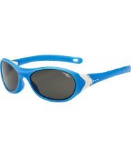 Cebe Krykiet (wiek 3-5) matowe białe cyan 1500 szare niebieskie światło okulary