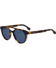 HUGO BOSS Mens boss0972 s ipr ku 52 okulary przeciwsłoneczne