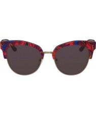 ETRO Okulary słoneczne damskie i latte 608