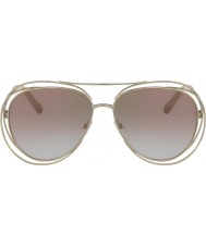 Chloe Damskie ce134s 794 61 carlina sunglasses