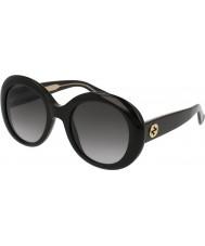 Gucci Kobiety gg0139s 001 okulary przeciwsłoneczne