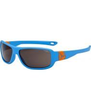 Cebe Scrat (wiek 7-10) matowe niebiesko pomarańczowe okulary