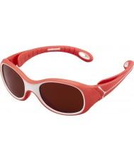 Cebe S-KIMO (wiek 1-3) 2000 melaniny czerwone okulary