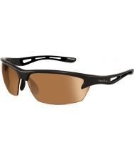 Bolle Bolt błyszczące czarne modulator v3 golfowych okulary