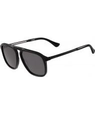 Calvin Klein Collection Mężczyźni ck4317s czarne okulary