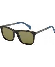 Tommy Hilfiger Mężczyźni th 1435-S 0EX a6 ciemnych okularach Hawany rutenu