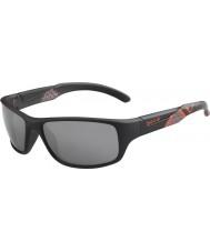 Bolle 12263 czarne, wibrujące okulary przeciwsłoneczne