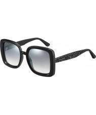 Jimmy Choo Damskie okulary przeciwsłoneczne cait s ns8 ic 54